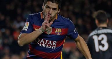'Las caras de la Liga': Suárez