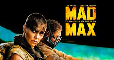 Saga 'Mad Max'