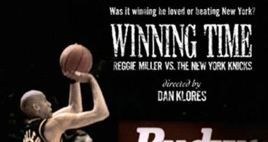 Reggie Miller contra los Knicks