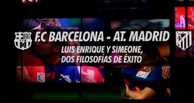'Luis Enrique y Simeone: dos filosofías de éxito'