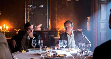 El hombre de las mil caras, Alberto Rodríguez, José Coronado,Eduard Fernandez, Carlos Santos, Marta Etura
