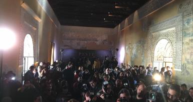 Presentación de 'La Peste' en Casa Pilatos (I)