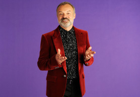 The Graham Norton Show (T28) - Episodio 19