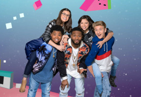 Game Shakers (T3) - Ep.12 Demolición casa de muñecas