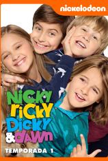 Nicky, Ricky, Dicky y Dawn (T1)