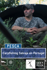 Carpfishing salvaje en Portugal