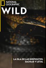 La isla de las serpientes: salvaje y letal