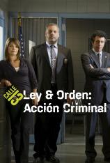 Ley y orden: acción criminal (T7)