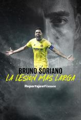 Bruno Soriano, la lesión más larga