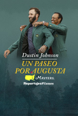 Dustin Johnson, un paseo por Augusta