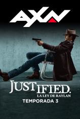 Justified: la ley de Raylan (T3)