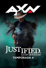 Justified: la ley de Raylan (T4)
