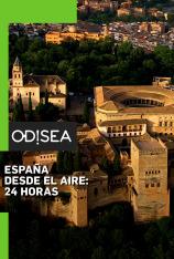 España desde el aire: 24 horas