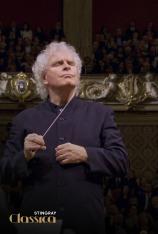 Simon Rattle dirige Dvorák y Mahler