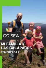 Mi familia y las Galápagos