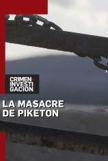 La masacre de Piketon