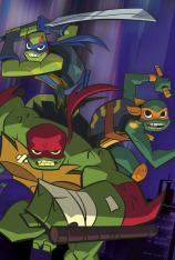 El ascenso de las Tortugas Ninja Single Story