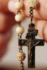 El Santo Rosario desde Lourdes-Francia