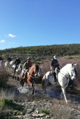 Extremadura a caballo