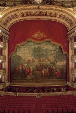 L'Orfeo de Monteverdi en la Opéra Comique de Paris