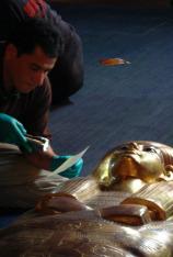 Los tesoros de Tutankamón: Los faraones de oro