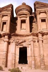 Petra: secretos de su construcción