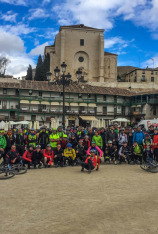 Km. de bicicleta (T1)