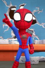 Marvel Spidey y su superequipo