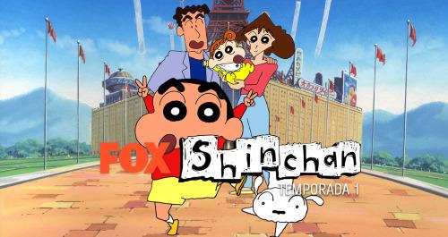 Shin Chan. T(T1). Shin Chan (T1)