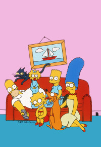 Los Simpson. T12.  Episodio 17: El safari de los Simpson