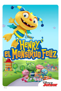 Henry, el monstruo feliz. T1.  Episodio 9: Astrobloques