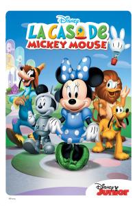 La Casa De Mickey Mouse. T4. La Casa De Mickey Mouse