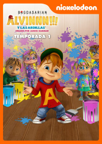 ALVINNN!!! y las Ardillas (single story). T1.  Episodio 17: Mi hermana la rarita