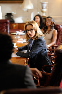 Madam Secretary. T1.  Episodio 1: Piloto