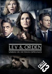 Ley y orden: unidad de víctimas especiales. T18.  Episodio 20: Sueño Americano