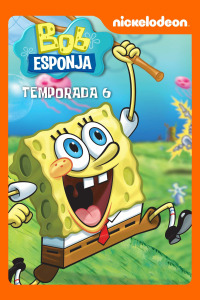 Bob Esponja  Single Story. T6.  Episodio 7: Anormal