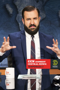 CCN (Comedy Central News). T2.  Episodio 9: Cannabis