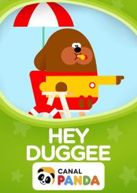 Hey Duggee. T1.  Episodio 25: Duggee y la insignia del globo
