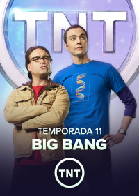 Big Bang. T11.  Episodio 18: La excitación por Bill Gates