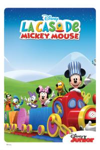 La Casa de Mickey Mouse. T2.  Episodio 33: La mona cocotera de Goofy