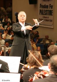 La Orquesta West-Eastern Divan en la Alhambra