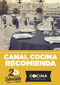 Canal Cocina recomienda. T1. Canal Cocina recomienda