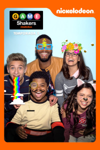 Game Shakers. T3.  Episodio 11: El parque acuático de Willy el mojado