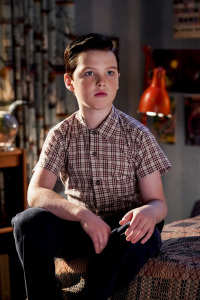 El joven Sheldon. T2.  Episodio 4: Un secreto financiero y salsa de pescado