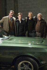 Blue Bloods (Familia de policías). T6.  Episodio 7: El Mustang de Bullit