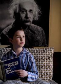 El joven Sheldon. T2.  Episodio 15: Una emergencia matemática y hojas de palmas tiesas