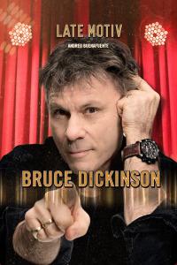 Late Motiv. T4.  Episodio 87: Bruce Dickinson