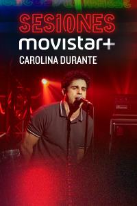 Sesiones Movistar+. T1.  Episodio 22: Carolina Durante