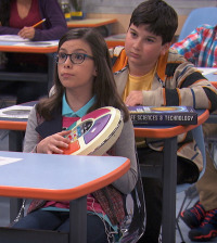 Game Shakers. T1.  Episodio 10: Apuéstate a Bunny