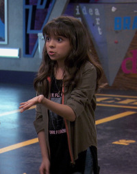 Game Shakers. T1.  Episodio 22: Club mordisco